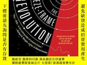 二手書博民逛書店The罕見Freeze-frame RevolutionY364682 Peter Watts Tachyon
