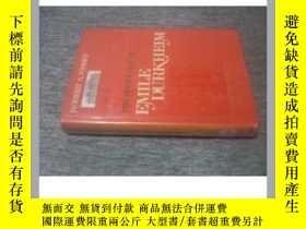 二手書博民逛書店the罕見sociology of Emile Durkheim
