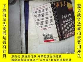 二手書博民逛書店THE罕見STONE LEOPARD 石豹 (03) 。,Y18