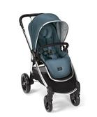 【買就送置杯架】英國 mamas & papas Ocarro 雙向手推車/推車/嬰兒推車 薄霧藍