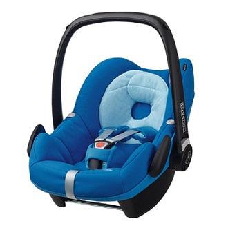 MAXI-COSI Pebble (頂級款)新生兒提籃-藍