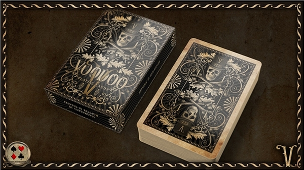 【USPCC撲克】Voodoo Playing Cards S103049418