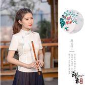 小中大尺碼S-5XL2019新款夏季連衣裙女韓版中長款寬松時尚bf風貓咪印花6901(NE330-D)