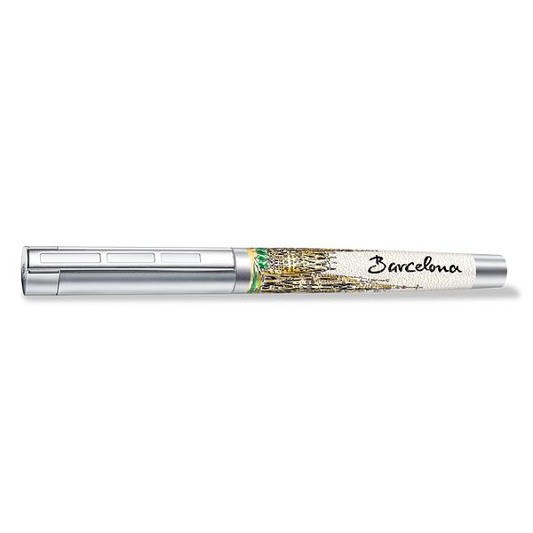 城市系列鋼筆-巴塞隆納 9PU107