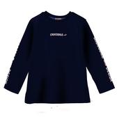 『小鱷魚童裝』經典LOGO印圖T恤(08號~18號)558402