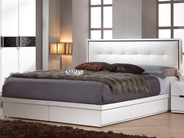 床架 MK-123-1 波爾卡6尺雙人床 (床頭+床底)(不含床墊) 【大眾家居舘】