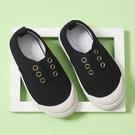 童鞋帆布鞋兒童布鞋男女童百搭休閑鞋一腳蹬防滑夏季透氣寶寶鞋子2021新品2021新品