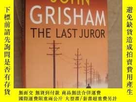 二手書博民逛書店The罕見last juror 英文原版Y146810 John