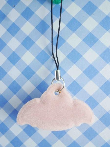 【震撼精品百貨】Hello Kitty 凱蒂貓~KITTY手機吊飾-可擦吊飾-萬聖節