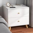 床頭櫃 床頭櫃簡約現代迷你小櫃子小型簡易臥室床邊櫃儲物櫃多功能置物架 2021新款