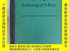 二手書博民逛書店small-angle罕見scattering of X-RAY