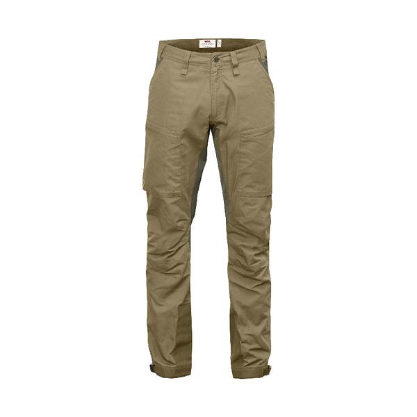 Fjallraven Abisko Lite Trekking Trousers G1000 彈性長褲 男 沙棕