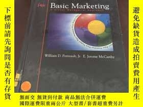二手書博民逛書店Basic罕見Marketing a Global-Manage