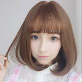 韓系高仿真 自由分線 梨花 微捲 BOBO頭 直髮 短髮【MB353】☆雙兒網☆