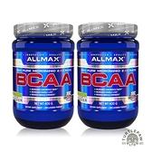 【加拿大ALLMAX】奧美仕BCAA支鏈胺基酸粉末 (400公克*2瓶)