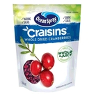 [COSCO代購] 促銷至10月30日 C620856 CRAISINS DRIED CRANBERRIES 全果蔓越莓乾1360公克