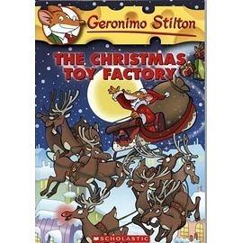 【老鼠記者】#27: THE CHRISTMAS TOY FACTORY