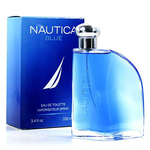 【NAUTICA】BLUE 藍海 男性淡香水 100ml