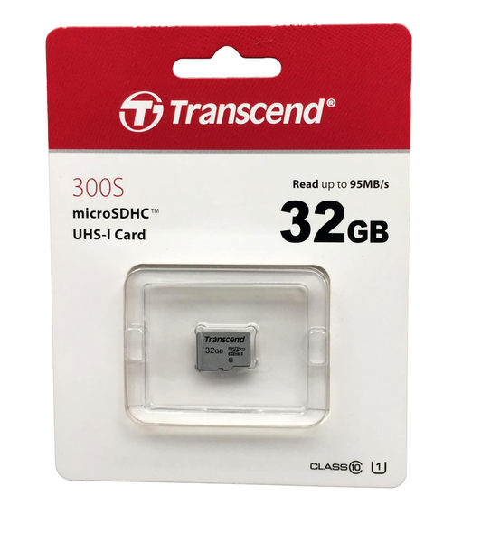 聯強貨~【全新-Transcend創建】microSD 32G 32GB micro SDHC 記憶卡 手機.平板.行車記錄器皆可適用
