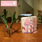 Mini-tutu 髮飾禮盒(粉色城堡)