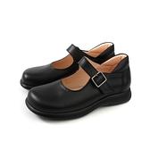 小女生鞋 娃娃鞋 皮鞋 黑色 童鞋 700128-08 no152