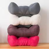 凱堡 時尚激厚小腰枕/腰枕/舒壓靠墊 (顏色隨機出貨)/超取限1個【C02069】