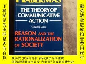 二手書博民逛書店The罕見Theory of Communicative Act