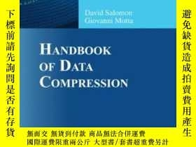 二手書博民逛書店Handbook罕見Of Data CompressionY25