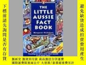 二手書博民逛書店The罕見Little Aussie Fact Book, MargaretY364682 Margaret