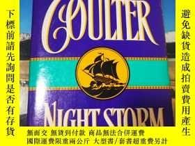 二手書博民逛書店Night罕見StormY286382 Catherine Co