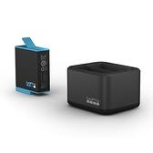 GoPro HERO9 Black 專用雙電池充電器+電池 ADDBD-001-AS