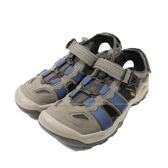(B3) TEVA 男 Omnium 2 護趾水陸機能涼鞋 溯溪鞋 雨鞋 TV1019180BNGC 藍橄欖綠 [陽光樂活]