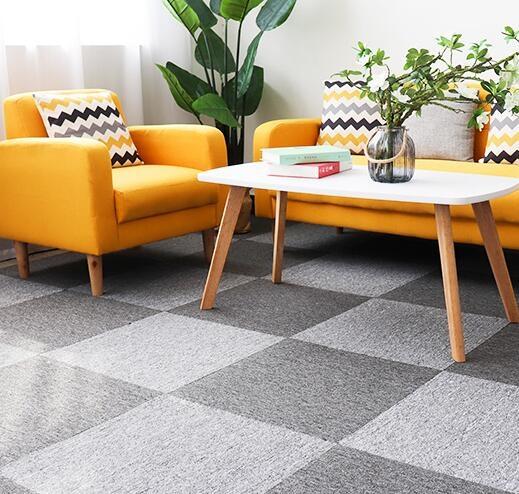 地毯拼接方塊地毯墊臥室滿鋪