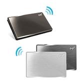 [富廉網]【PQI】Air Drive 無線Wifi讀卡機 A100 (工業包裝) 無記憶體 黑/銀