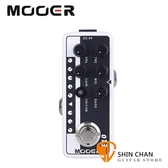 Mooer 013 MatchBox 迷你音箱前級模擬效果器【Micro Preamp】【Match-Box】