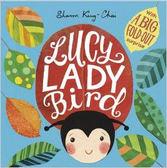 【麥克書店】LUCY LADYBIRD /英文繪本《主題: 自我認同》