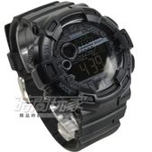 SKMEI 時刻美 粗曠潮流時尚計時電子男錶 防水手錶 學生錶 軍錶 黑 SK1243黑