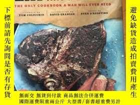 二手書博民逛書店Esquire罕見Eat like a manY316928 E