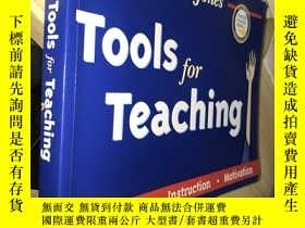 二手書博民逛書店Tools罕見for Teaching : Discipline
