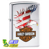 [104 美國直購] Zippo Harley-Davidson American Flag Pocket Lighter 打火機