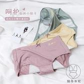 生理內褲女學生經期防漏大姨媽中高腰純棉襠衛生褲易洗