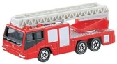 【TOMIKA】HINO AERIAL LOADDER FIRE TRUCK(No.108)