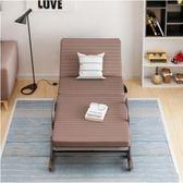 折疊床 加高折疊床辦公室躺椅間易午休床成人家用1.2米單 【四月特惠】 LX