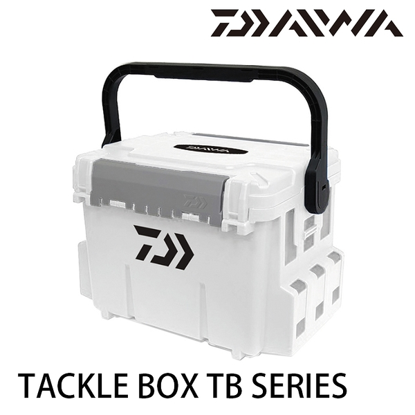 漁拓釣具 DAIWA TACKLE BOX TB9000 白色 [工具箱]