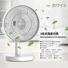 SANSUI SHF-K89 山水 7吋 輕薄型/充電風扇
