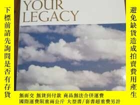 二手書博民逛書店Lifetime罕見Leadership: Leaving Yo