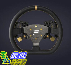 [9美國直購] 遊戲方向盤 FANATEC PODIUM STEERING WHEEL R300