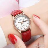 女士手錶防水時尚2018新款潮流學生韓版簡約休閒大氣女錶女款-Ifashion