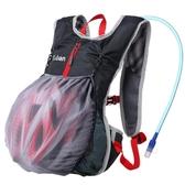 騎行背包戶外徒步登山包運動水袋背包男超輕背包雙肩包騎行包 小明同學