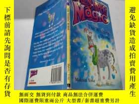 二手書博民逛書店the罕見wishing horse:許願馬Y212829